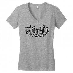 new york city usa (2) Women's V-Neck T-Shirt | Artistshot