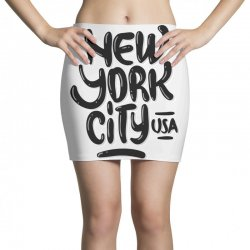 new york city usa (4) Mini Skirts | Artistshot