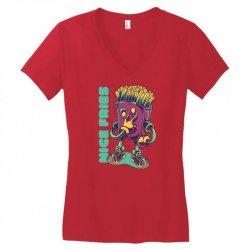 nice fries Women's V-Neck T-Shirt | Artistshot