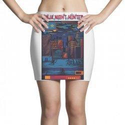 ninja night hunter Mini Skirts | Artistshot