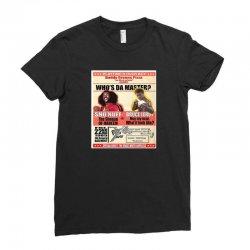 bruce Ladies Fitted T-Shirt | Artistshot