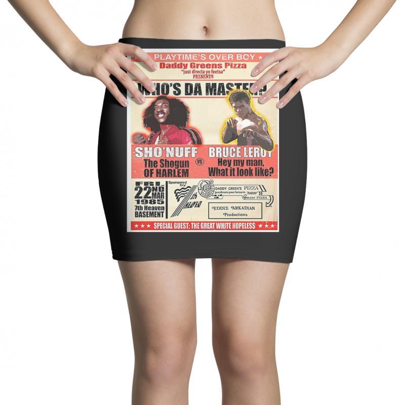 Bruce Mini Skirts | Artistshot
