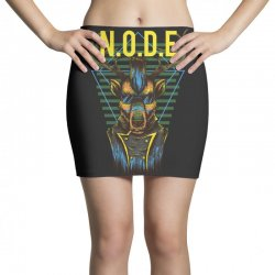 node Mini Skirts | Artistshot