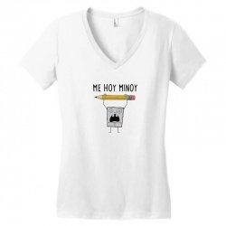 sponge Women's V-Neck T-Shirt | Artistshot