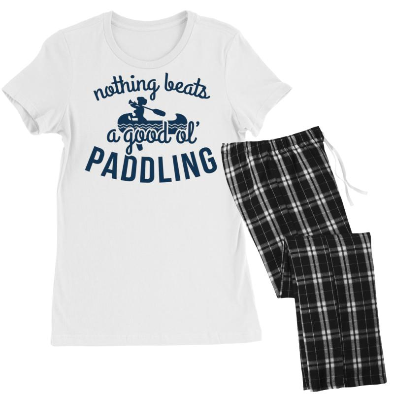 Nothing Beats A Good Ole Paddling Women's Pajamas Set | Artistshot