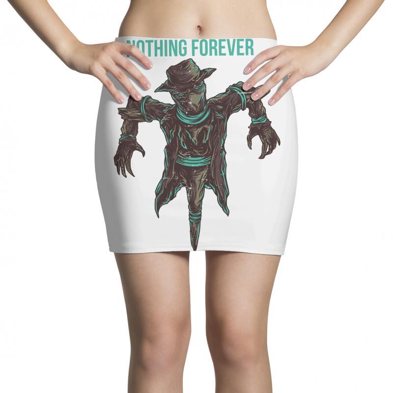 Nothing Forever Mini Skirts   Artistshot