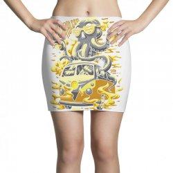 octopus Mini Skirts   Artistshot