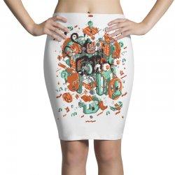 odysseus arms Pencil Skirts | Artistshot