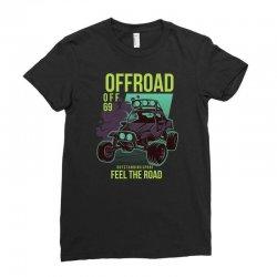 offroad 69 Ladies Fitted T-Shirt | Artistshot