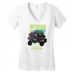 offroad 69 Women's V-Neck T-Shirt | Artistshot