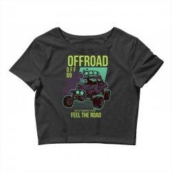 offroad 69 Crop Top | Artistshot