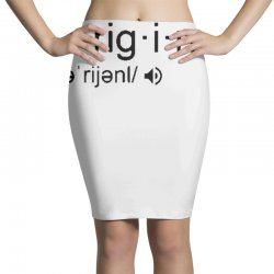 original Pencil Skirts | Artistshot
