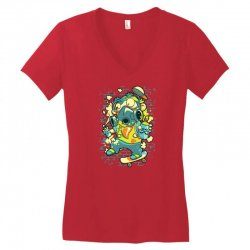 paint sprayer Women's V-Neck T-Shirt | Artistshot
