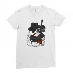 panda mafia Ladies Fitted T-Shirt | Artistshot