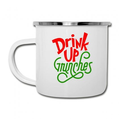 Drink Up Grinches Camper Cup Designed By Tiococacola