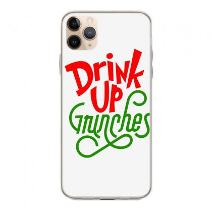 Drink Up Grinches Iphone 11 Pro Max Case Designed By Tiococacola