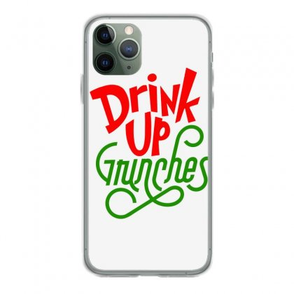 Drink Up Grinches Iphone 11 Pro Case Designed By Tiococacola
