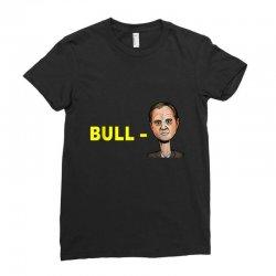 bull schiff funny donald trump meme Ladies Fitted T-Shirt | Artistshot