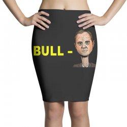 bull schiff funny donald trump meme Pencil Skirts | Artistshot