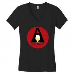 amsterdam Women's V-Neck T-Shirt | Artistshot