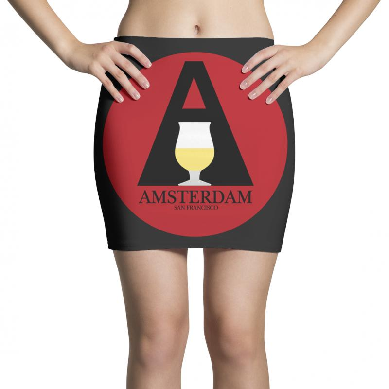 Amsterdam Mini Skirts | Artistshot