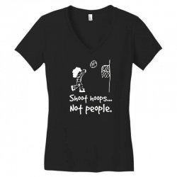 shoot Women's V-Neck T-Shirt | Artistshot