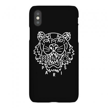 Kenzo White Tiger Iphonex Case Designed By Meganphoebe