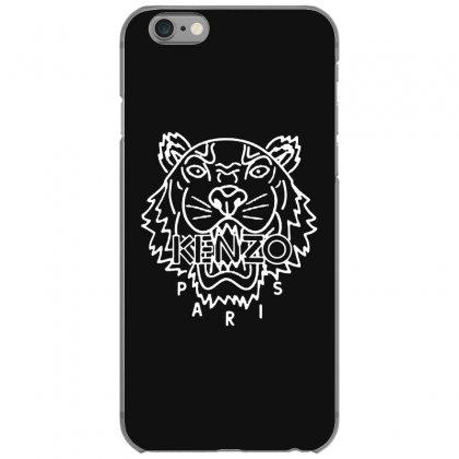Kenzo White Tiger Iphone 6/6s Case Designed By Meganphoebe