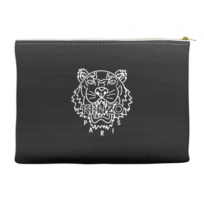 Kenzo White Tiger Accessory Pouches Designed By Meganphoebe