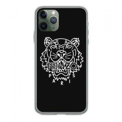 Kenzo White Tiger Iphone 11 Pro Case Designed By Meganphoebe