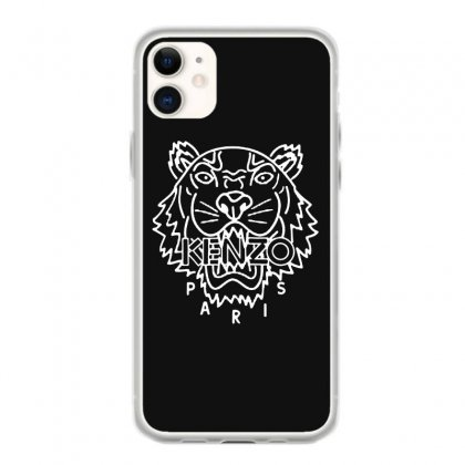 Kenzo White Tiger Iphone 11 Case Designed By Meganphoebe