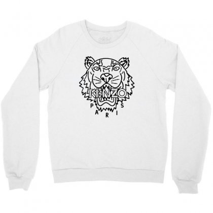 Kenzo Black Tiger Crewneck Sweatshirt Designed By Meganphoebe
