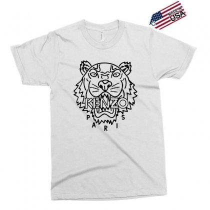 Kenzo Black Tiger Exclusive T-shirt Designed By Meganphoebe