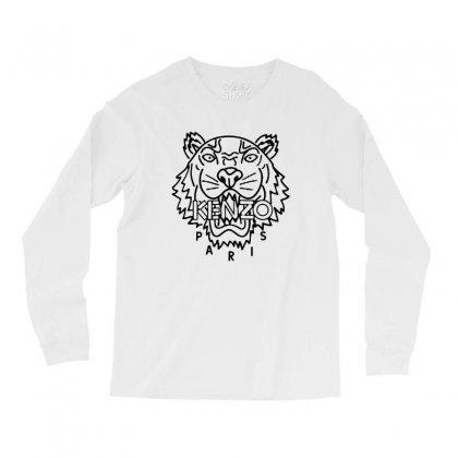 Kenzo Black Tiger Long Sleeve Shirts Designed By Meganphoebe