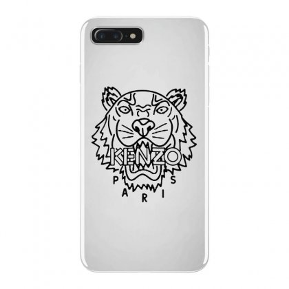 Kenzo Black Tiger Iphone 7 Plus Case Designed By Meganphoebe