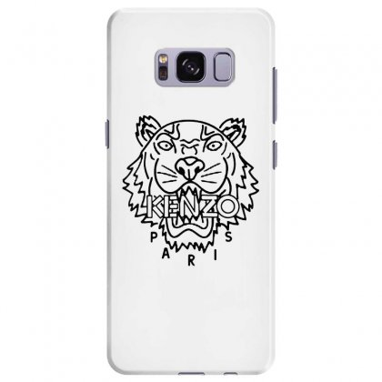 Kenzo Black Tiger Samsung Galaxy S8 Plus Case Designed By Meganphoebe