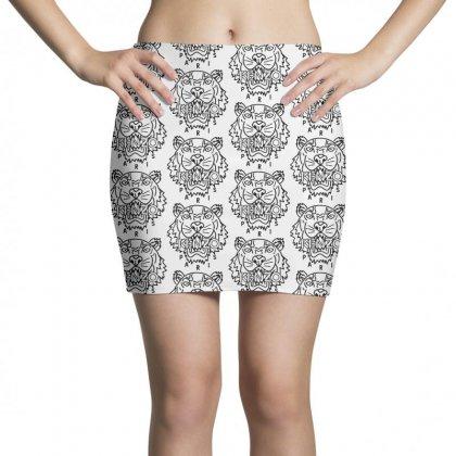 Kenzo Black Tiger Mini Skirts Designed By Meganphoebe