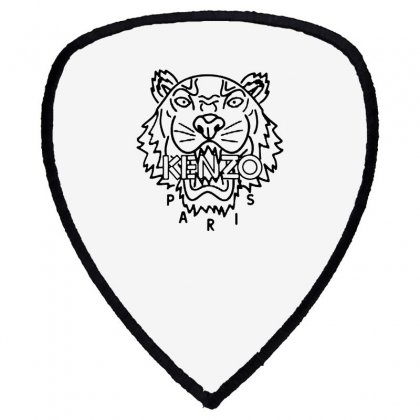 Kenzo Black Tiger Shield S Patch Designed By Meganphoebe