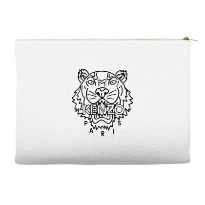 Kenzo Black Tiger Accessory Pouches Designed By Meganphoebe