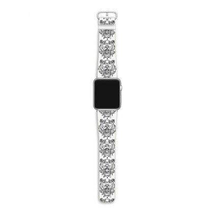 Kenzo Black Tiger Apple Watch Band Designed By Meganphoebe