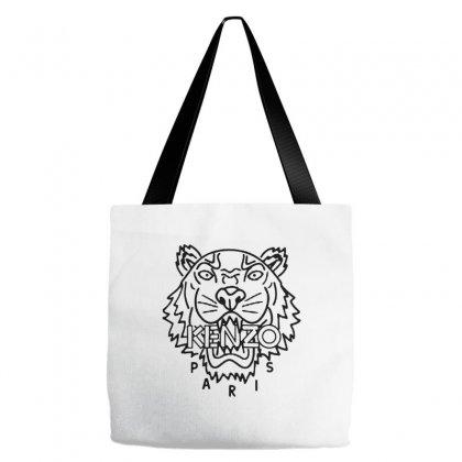 Kenzo Black Tiger Tote Bags Designed By Meganphoebe