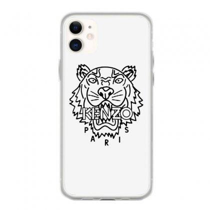 Kenzo Black Tiger Iphone 11 Case Designed By Meganphoebe