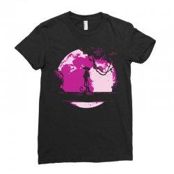 pink matata Ladies Fitted T-Shirt | Artistshot
