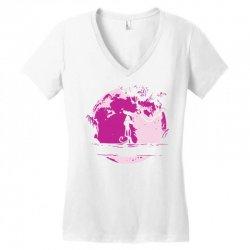 pink matata Women's V-Neck T-Shirt | Artistshot