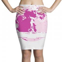 pink matata Pencil Skirts | Artistshot