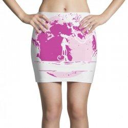 pink matata Mini Skirts | Artistshot