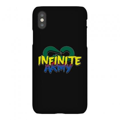 Infinite Lists Merch Infinite Lists Infinite Army Garnet Iphonex Case Designed By Meganphoebe