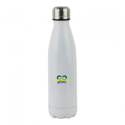 Infinite Lists Merch Infinite Lists Infinite Army Garnet Stainless Steel Water Bottle Designed By Meganphoebe