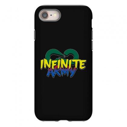 Infinite Lists Merch Infinite Lists Infinite Army Garnet Iphone 8 Case Designed By Meganphoebe