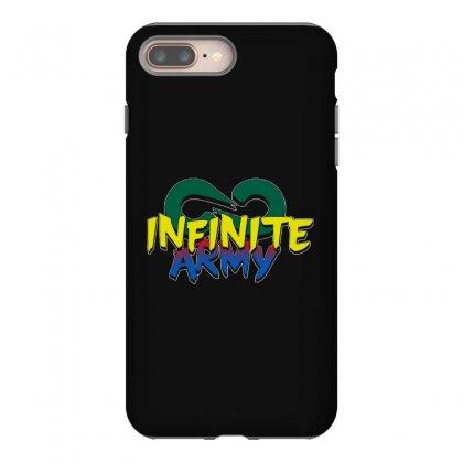 Infinite Lists Merch Infinite Lists Infinite Army Garnet Iphone 8 Plus Case Designed By Meganphoebe